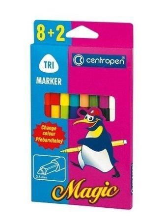 Фломастери Центропен 2549/10 Magic