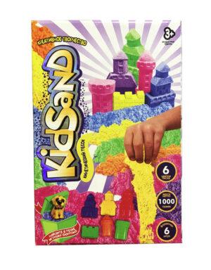 Пісок кінетичний Danko Toys 1000г в коробці ks-04