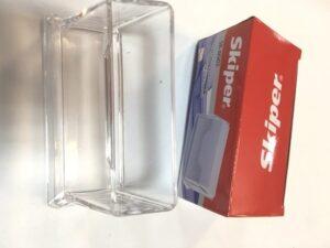 ПІДСТАВКА ДЛЯ ПАПЕРУ Куб для паперу 90x90x90 мм, D4005-02