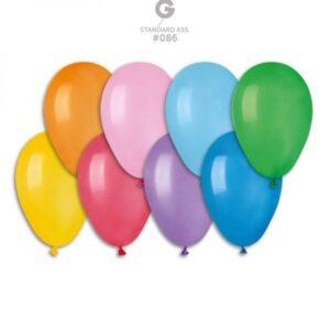 """Кулька надувна Gemar A80 (100шт/пач) 8"""" G80"""
