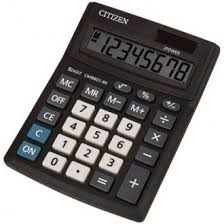 Калькулятор Sitizen CMB 1001-BK
