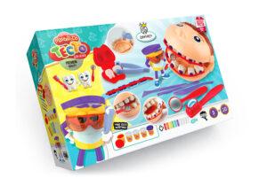 Тісто для ліпки  Danko Toys Master Do Дантист TMD-12-01