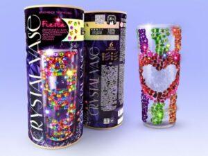 Набір для творчості Crystal Vase Danko Toys CV-01