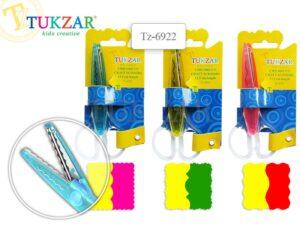 Фігурні ножниці Tukzar 6922