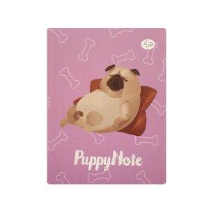 Блокнот Profiplan А6/80 Puppy note