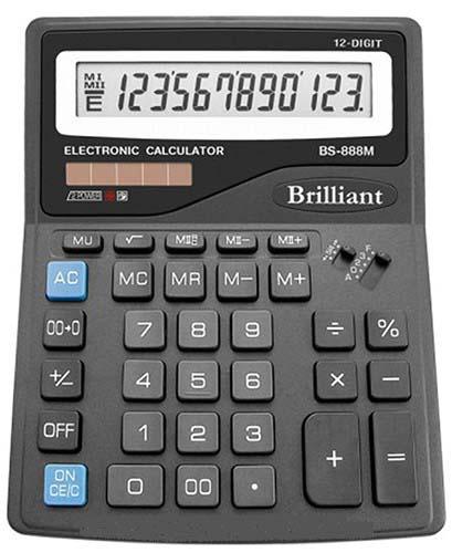 Калькулятор ВS 888M