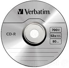 CD-R Verbatime (50шт)