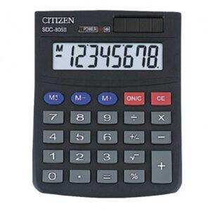 Калькулятор SDC 805