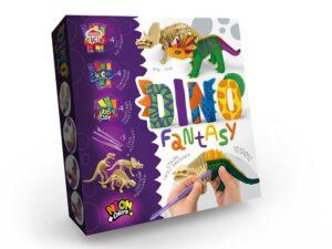 Набір для творчості Danko Toys DF-01 Dino Fantasy