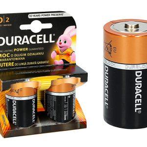 Батарейки Duracell R20