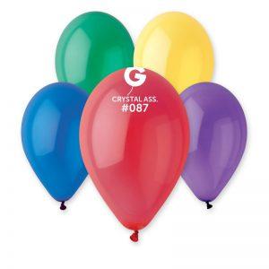 """Кулька надувна Gemar G90 (100шт/пач) 10"""""""