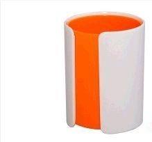 Підставка для ручок яскрава пластикова 6009 4 кольори