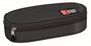 Пенал з клапаном MS2020  PC-01 GRAY 619168