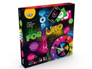 Гра Форт Uno Danko Toys UF-02-01U велика Фортуно