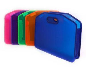 Портфель дитячий з пластик ручками 4565 Simple