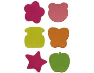Блок паперу 1Вересня 150арк 1313,1327,1328 Яблуко, Груша, Мак 170148,170163,170164