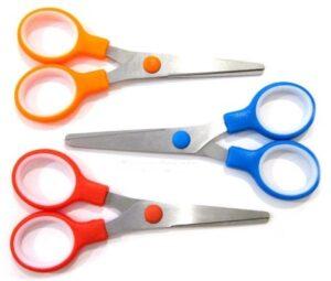 Ножниці дитячі KS304 Мультяшки 053743357, 330320