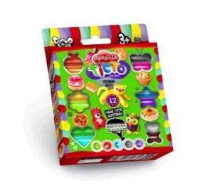 Пластилін Danko Toys Master Do 12кол TMD-02-04