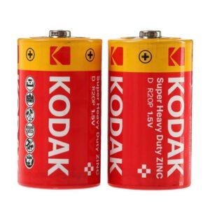 Батарейки Kodak R20