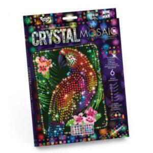 Алмазна мозаїка Danko Toys Crystal Mosaica CRM-01-01,02,03,04...10