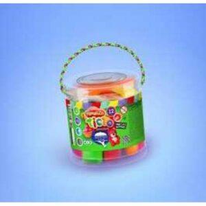 Пластилін Danko Toys Master Do 12+1кол в тубусі TMD-01-06