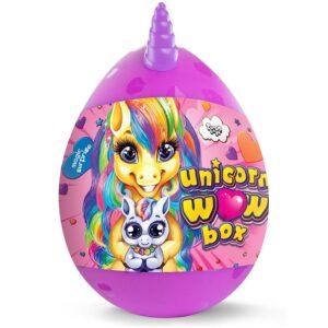 """Креативна творчість """"Unicorn WOW Box"""" UWB-01-01U"""