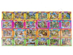 Пазли 20 мякі Danko Toys