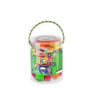 Пластилін Danko Toys Master Do 8кол в тубусі TMD-01-07U