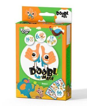 """Гра Danko Toys """"DOOBL IMAGE"""" міні DBI-02-01U,02U,03U,04U"""