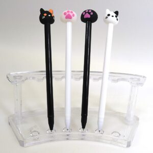 Ручка прикол 5175 (12шт/уп) Коти
