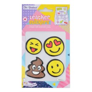 Набір наклейок YES Leather stikers 531628