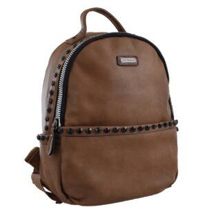 Рюкзак жіночий YES YW-15,  світло-коричневий 556948