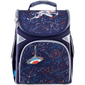 Рюкзак GoPack Education каркасний GO21-5001S-10 Spaceship