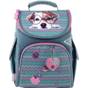 Рюкзак GoPack Education каркасний GO21-5001S-3 Sweet puppy