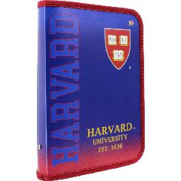 Папка портфель на замок  В5 1Вересня  491365 Harvard