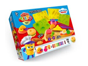 Тісто для ліпки  Danko Toys Master  Шеф-кухар.Сендвіч бар TMD-17-03U