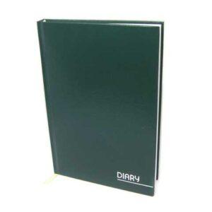 Щоденник недатований, 336 сторінок.WB-5754 Обкладинка картон в пвх ламінації з поролоном
