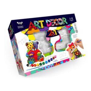 """Креативна творчість """"ART DECOR"""" 2в1 ARTD-02-01U"""