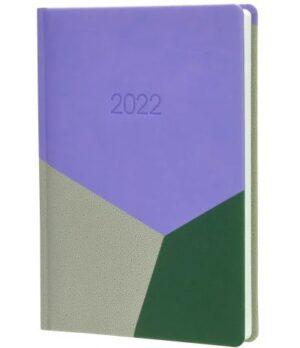 Шоденник датований А5 2022  О26144  Економікс