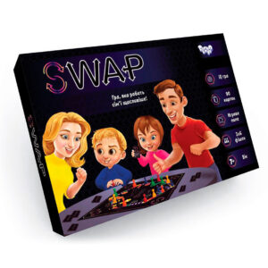 Гра Danko Toys настольна Swap  G-Swap-01-01U