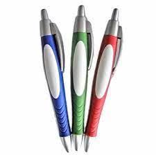 Ручка кулькова 993 LOGO кольоровий корпус