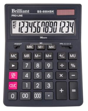 Калькулятор BS-8884