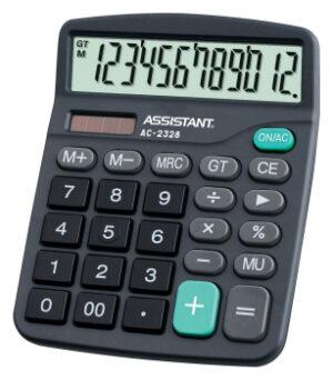 Калькулятор Assistant AC-2328