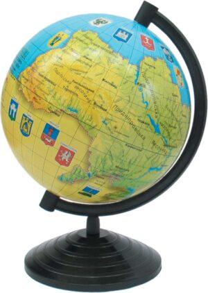 Глобус D=16см. малий Україна