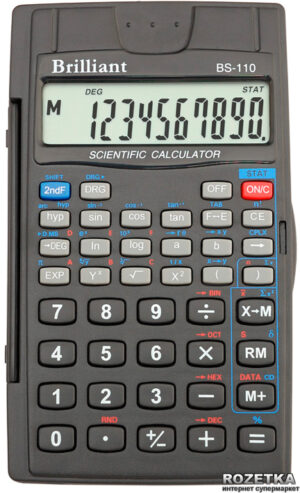 Калькулятор BS-110 інженерн