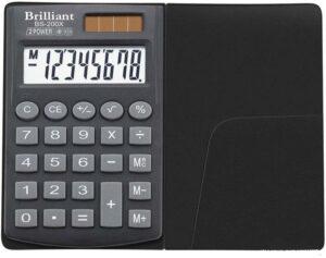 Калькулятор BS-200X