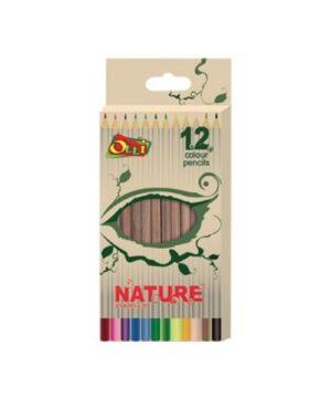 Олівці Olli Nature 610-12