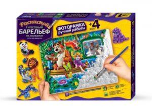 Барельєф Danko Toys великий РГБ-01,02,03,04...07,08