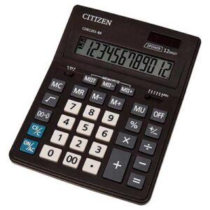 Калькулятор Sitizen CDB 1201-BK