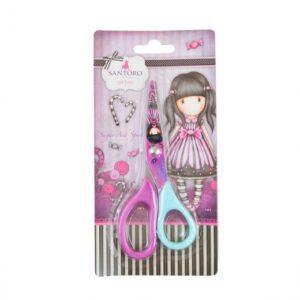 Ножниці 1Вересня 480386 13см Santoro Candy